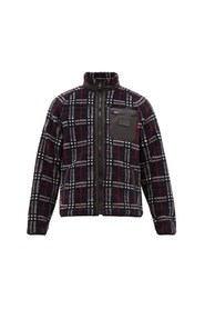 Westly Checked Technical Fleece jacket 8016378