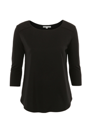 Haust Everyday Top black hv - svart bluse