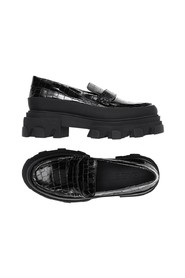 Belly Croc Chunky Loafers