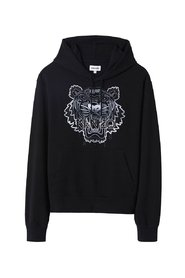 Gradient Tiger Classic Hoodie