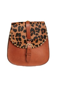 Le Sab Rock Medium Clown leather bag