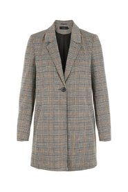 Jacket Transitional checked