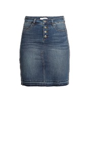 Mingel 111592 Buttercup Skirt Denim