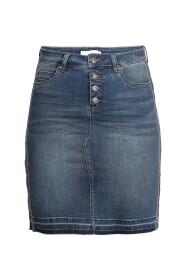 Mingel 111592 Buttercup Skirt Denim