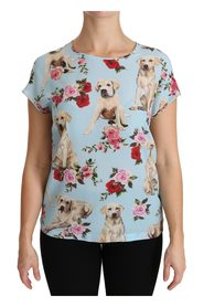 Labrador T-shirt Blouse Top