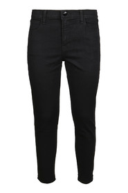 HIGH RISE CROPPED JEANS ALANA