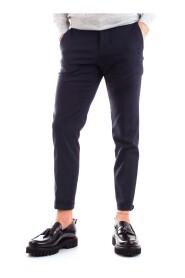 PATRIZIA PEPE 5P0429/AQ39 Pants Men BLUE