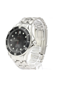 Pre-owned Seamaster Automatic Stainless Steel Men's Sports Watch 212.30.41.20.01.001