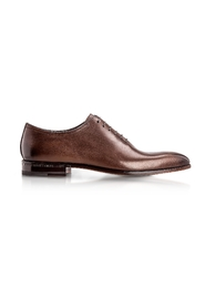 Montreal Antiqued Calfskin Oxford Shoes