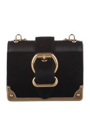 Cahier Leather Crossbody Bag