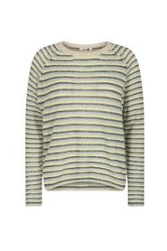 STRIK HELSA STRIP KNIT