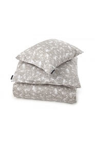 Lexington Printed Sateen Gray sengesett