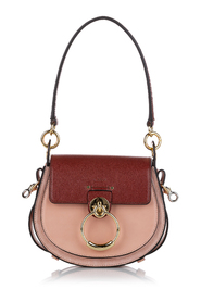 Small Tess Leather Satchel