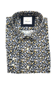 Overhemd Tailored Fit Collered Print (SH225-5-340)