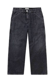 Leyton Large 7/8th Length Tinted Jeans
