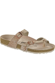 Sand Birkenstock Mayari Mermaid Cream Drops