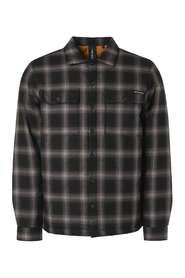 Shirt long sleeve overshirt flannel