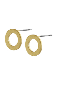 Earrings Theia Mini Open Dot