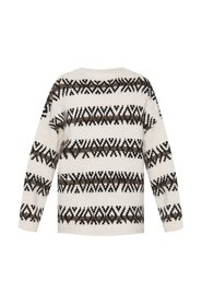 'Orvik' patterned sweater