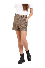 Chino shorts a righe