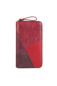 Jana J2 wallet rød