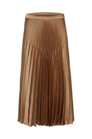 harmony midi pleated skirt