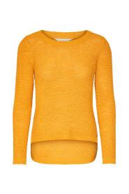 Strikket Pullover Solid