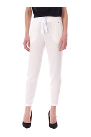LUCKYLU JOGGER PANTS WITH SATIN BAND