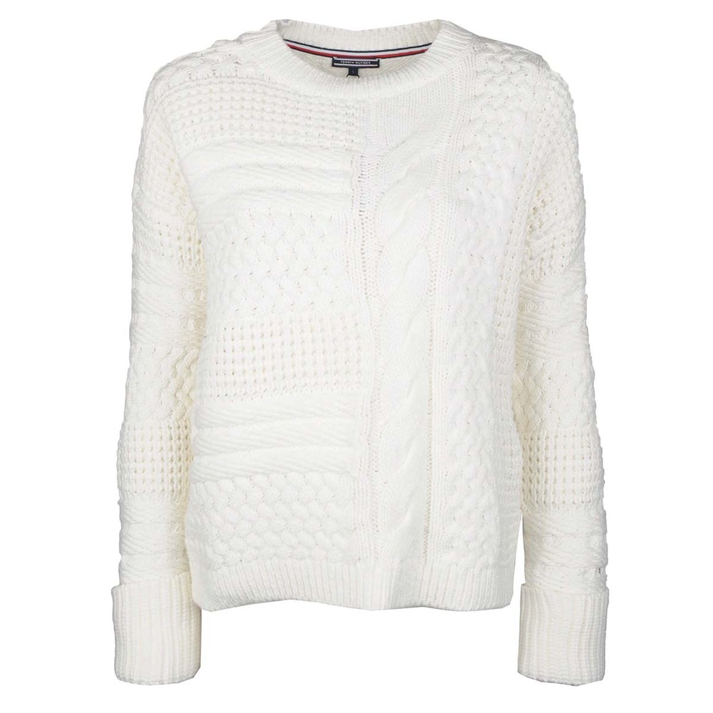 Tommy Hilfiger Sweter Paniana Cable