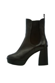 ANKLE BOOT WITH HEEL AND PLATFORM