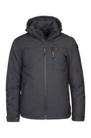 Semi long jacket