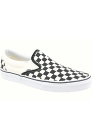 Classic Slip-On Black White Check