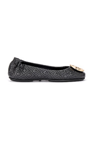 Tory burch quilted minnie ballerinas