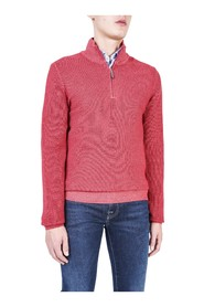 SWEATER WITH ZIPPER sweter