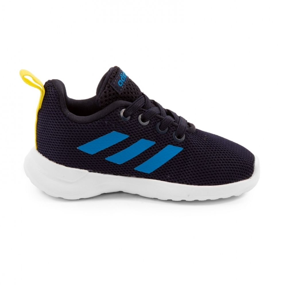 Adidas Lite Racer CLNI Joggesko Barn LEGEND INK / BRIGHT BLUE / FTWR WHITE