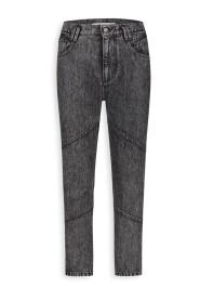 80's high waist jeans HCF21M18