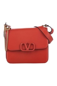 Medium VSling Leather Crossbody Bag