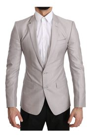 Wool Slim Fit Jacket Coat Blazer
