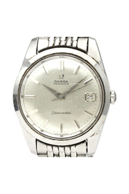 Pre-owned Seamaster Automatic Stainless Steel Dress Watch 166.010