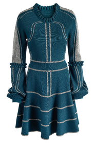 Aia G kjole grønn