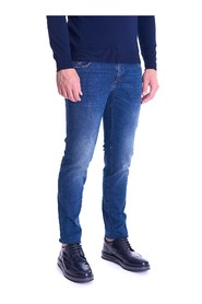 STRETCH WASHED 370 CLOSE JEANS