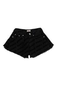 028308 Shorts denim
