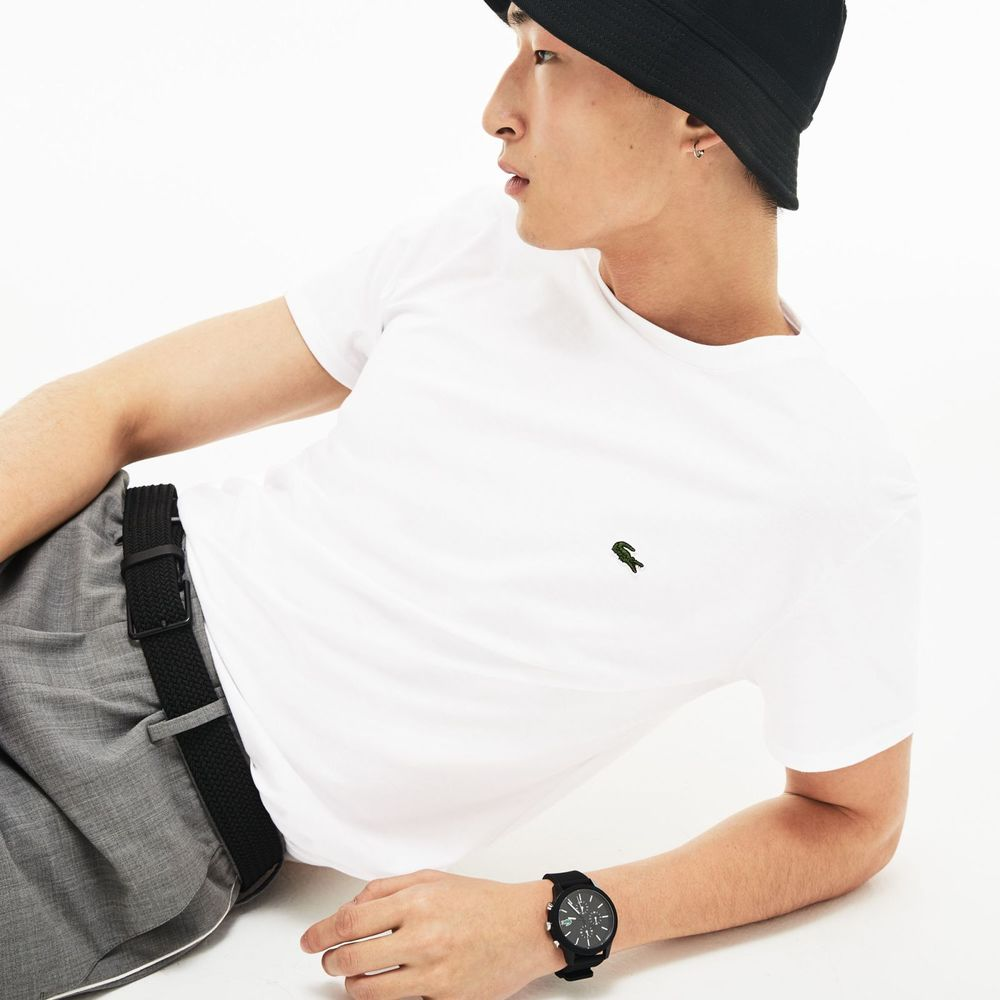 Lacoste Witte T-Shirt