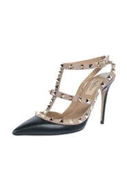 Pre-owned Ankle Strap Sandals