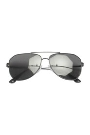 pre-owned Aviator Tinted Sunglasses resin
