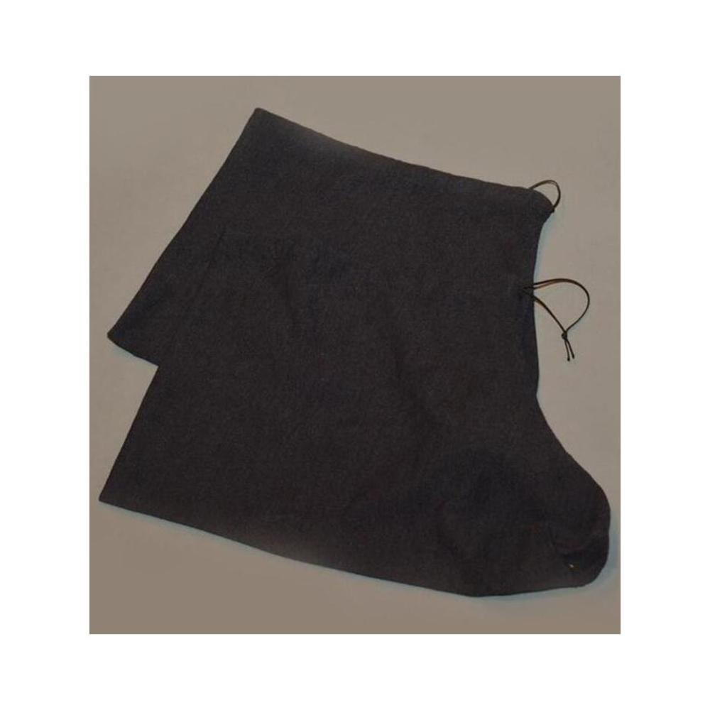 Individual Sentiments Black ANKLE STRING BOOTS Individual Sentiments