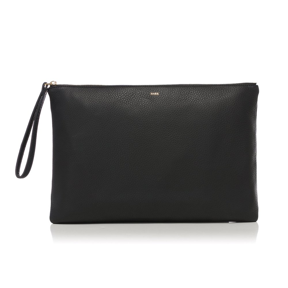 POUCH LARGE GOLD