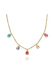 Halsband Estelle Rainbow