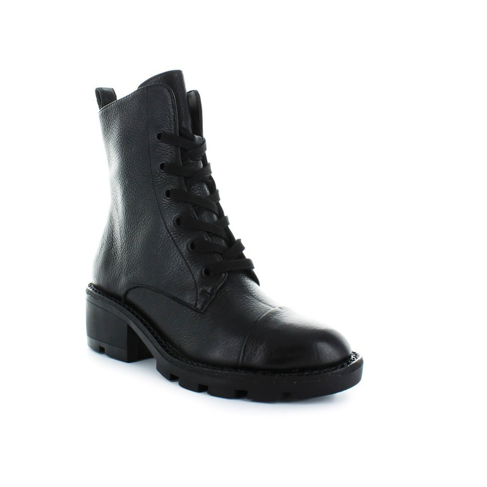 LEATHER PARK BOOT