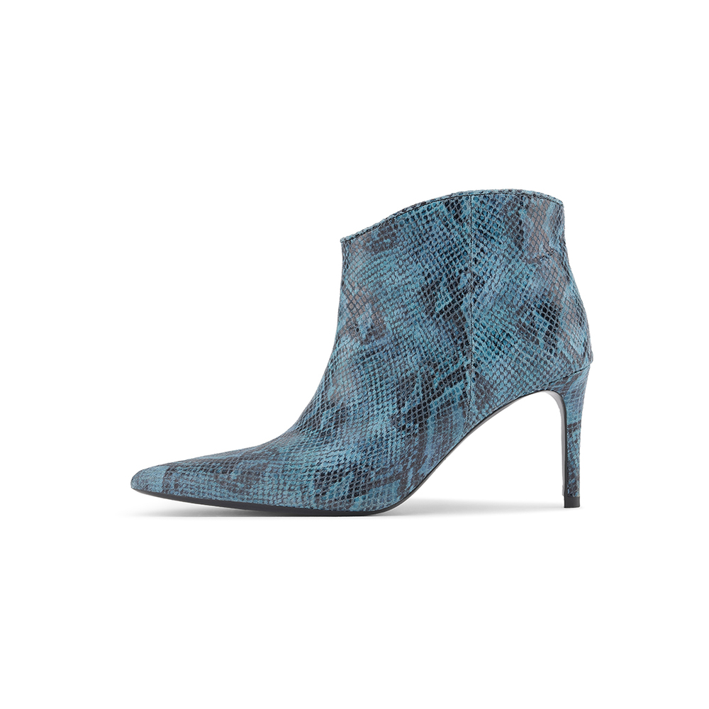 Abby Snake Boots